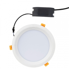 RANPO 18W LED Recessed Ceiling DownLight Fixture 5730 SMD Lamp Bright