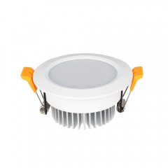 RANPO 5W LED Downlight Ceiling Light Recessed Lamp 150W Equivalent AC 85-265V