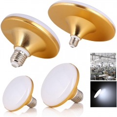 Ranpo 4PCS/Lot UFO LED Bulb High Power Led Lamp E27 12W 15W 20W 30W 40W 60W Aluminum LED Lamps 220V Ampoule Lights for Home Lighting