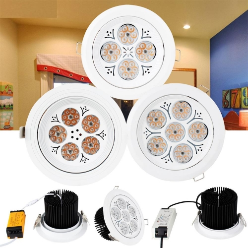 Ranpo 30W 35W 40W 220V LED Ceiling Downlight Recessed LED Wall Lamp Spot light With LED Driver For the Mall