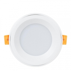 RANPO 7W LED Panel Downlight Recessed Ceiling Light Lamp Bulb AC 85-265V