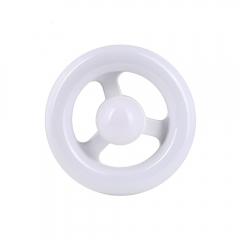 RANPO E27 12W LED Steering Wheel Light Ring Bulb Lamp Downlight Ceiling Lights 85-265 V