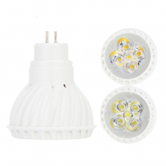 RANPO Dimmable 5W LED Spotlight Bulbs GU5.3 2835 SMD Lamp 220V Ultra Bright