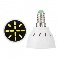 RANPO E14 5W LED Bulb Spotlight 7030 SMD Lamp 220V Save Energy