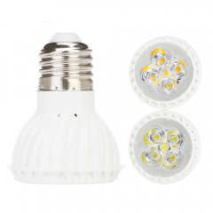 RANPO Dimmable 5W LED Spotlight Bulbs E27 2835 SMD Lamp 220V Ultra Bright