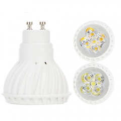 RANPO Dimmable 5W LED Spotlight Bulbs GU10 2835 SMD Lamp 220V Ultra Bright