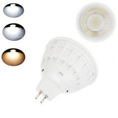 RANPO Dimmable MR16 15W LED Spot Light Bulbs DC12V 50W Incandescent Lamp