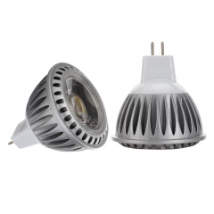 RANPO MR16 Dimmable LED Spotlight 15W COB Lights Bulb CREE Lamp Ultra Bright DC12V Warm / Neutral / Cool White