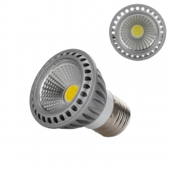 RANPO Dimmable 15W E27 LED Bulb Spotlight COB Lamp 110V 220V Bright