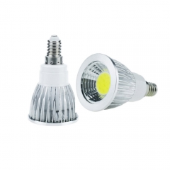 RANPO Dimmable 6W E14 LED COB Spotlight Bulb Light Lamp 12V