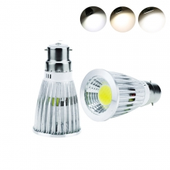 RANPO Dimmable 12W B22 LED COB Spotlight Bulb Light Lamp 12V