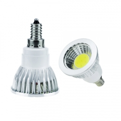 RANPO Dimmable 9W E12 LED COB Spotlight Bulb Light Lamp 12V