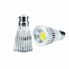 RANPO Dimmable 9W B22 LED COB Spotlight Bulb Light Lamp 12V