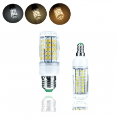 Ranpo 1PCS SMD 5730 Lampada LED Lamp E27 220V Corn Light E14 LED Bulbs Chandelier LEDs Candle light Spotlight Lantern 18W 24W 30W