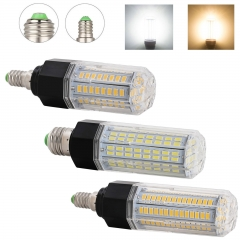 Ranpo E27 E14 220V LED Lamp 5730 SMD LED Bulb Corn 88 112 126 144Leds Lamp Bombillas Light Bulbs Lampada Ampoule Lighting 21 30 32W
