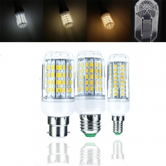 Ranpo Dimmable 110V 220V LED Corn Bulb E27 E14 B22 12W 18W 24W SMD 5730 Ampoule Led Light Lamp Chandelier Candle Luz 48 64 90LED Lampada