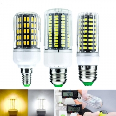 Ranpo E27 E14 LED Corn Bulb 5733 SMD 9W 12W 18W 25W 30W Lighting Light Lamp AC 110V 220V Spotlights For Home Decor
