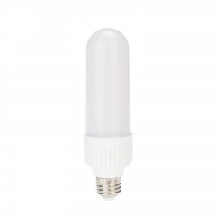 RANPO One Mode E26 LED Flame Effect Simulated Nature Fire Light Corn Bulbs Decoration Lamp