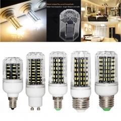 Ranpo E26 E27 E12 E14 G9 GU10 LED Corn Bulb 4014 SMD Light 10W 20W 25W 30W Lighting 36leds 72leds 96leds 138leds Ampoule Led Spotlight