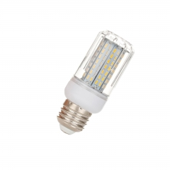 RANPO Dimmable 25W E26 LED Corn Bulb Light 4014 SMD Lamp Cool Warm White AC 110V