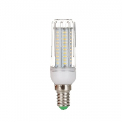 RANPO Dimmable 21W E14 LED Corn Bulb Light 4014 SMD Lamp Cool Warm White AC 220V