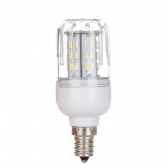 RANPO 12W E12 LED Corn Bulb Light 4014 SMD Lamp Cool Warm White AC 85-265V