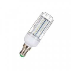 RANPO 21W E14 LED Corn Bulb Light 4014 SMD Lamp Cool Warm White AC 85-265V