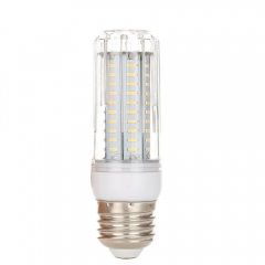 RANPO 18W E27 LED Corn Bulb Light 4014 SMD Lamp Cool Warm White AC 85-265V