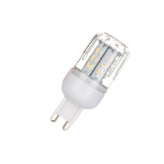 RANPO Dimmable 12W G9 LED Corn Bulb Light 4014 SMD Lamp Cool Warm White AC 110V 220V