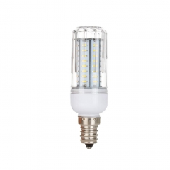 RANPO 18W E12 LED Corn Bulb Light 4014 SMD Lamp Cool Warm White AC 85-265V