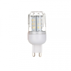 RANPO 12W G9 LED Corn Bulb Light 4014 SMD Lamp Cool Warm White AC 85-265V