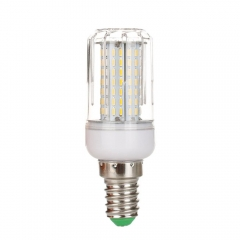 RANPO 25W E14 LED Corn Bulb Light 4014 SMD Lamp Cool Warm White AC 85-265V
