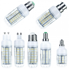 Ranpo High Luminous Flux 4014 SMD No Flicker LED Corn Bulb E27 E14 220V LED Lamp Spotlight 10W 20W 25W 30W Chandelier Bulbs Lighting