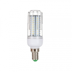 RANPO 18W E14 LED Corn Bulb Light 4014 SMD Lamp Cool Warm White AC 85-265V