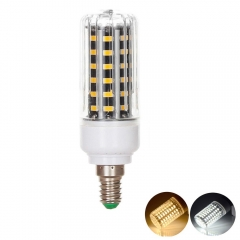 RANPO 18W E14 LED Corn Bulb Lamp 5731 SMD Bright Light AC 220V
