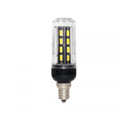 RANPO 15W E12 LED Corn Bulb 28leds 110V 220V 7030 SMD Light Lamp Bright Cool Warm White