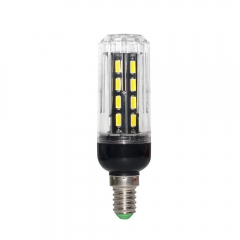 RANPO 15W E14 LED Corn Bulb 28leds 220V 7030 SMD Light Lamp Bright Cool Warm White
