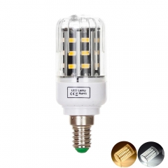 RANPO 10W E14 LED Corn Bulb Lamp 5731 SMD Bright Light AC 220V