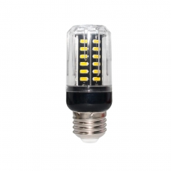RANPO 24W E27 LED Corn Bulb 42leds 110V 220V 7030 SMD Light Lamp Bright Cool Warm White