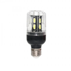 RANPO 9W E26 LED Corn Bulb 15leds 110V 7030 SMD Light Lamp Bright Cool Warm White