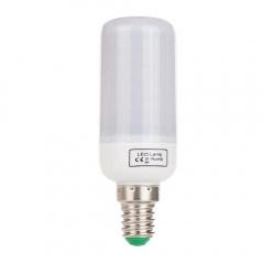 RANPO 7W E14 LED Corn Bulb Light 2835 SMD White Lamp AC 220V