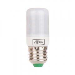 RANPO 5W E27 LED Corn Bulb Light 2835 SMD White Lamp AC 110V 220V