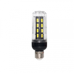 RANPO 12W E26 LED Corn Bulb 22leds 110V 7030 SMD Light Lamp Bright Cool Warm White