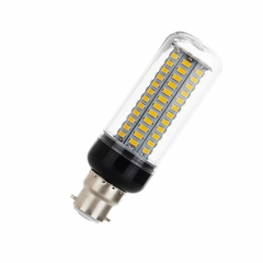 RANPO B22 LED Corn Bulb Lamp Light 5730 SMD 114LEDs 30W Bright 110V 220V
