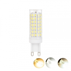 RANPO 8W Dimmable LED Corn Bulb G9 COB SMD Ceramic Replace Halogen Lamp Light