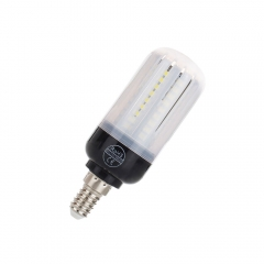 RANPO 9W E14 LED Corn Bulb Light  Lamp 5736 SMD AC 220V Bright
