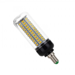 RANPO E14 LED Corn Bulb Lamp Light 5730 SMD 114LEDs 30W Bright 110V 220V