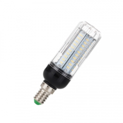RANPO Dimmable 18W E14 LED Corn Bulb Light White Lamp AC 220V