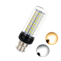 RANPO 40W B22 LED Corn Bulb Light 7030 SMD Lamp AC110-265V Cool Warm White