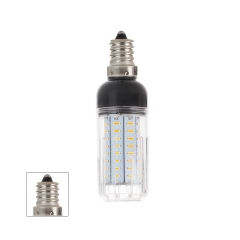 RANPO 15W E12 LED Corn Bulb Light 4014 SMD Lamp 110V